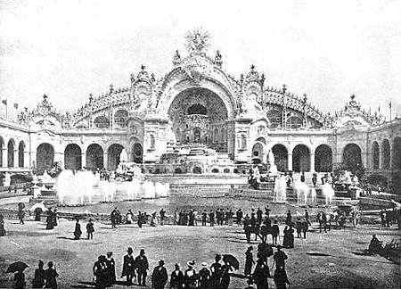 universelle de Paris 1900